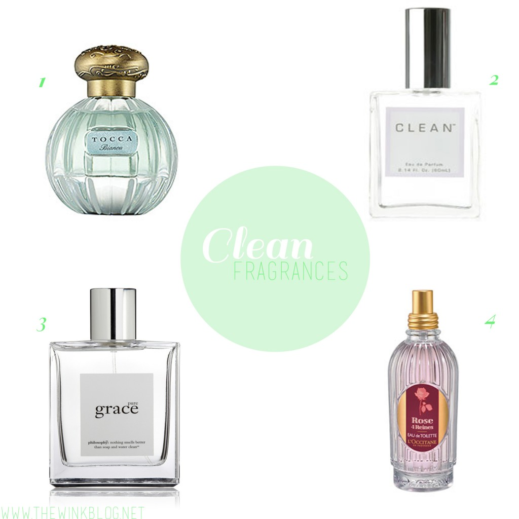 Clean Fragrances