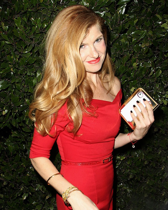 Connie Britton's hair is so famous it even has its own Twitter account!