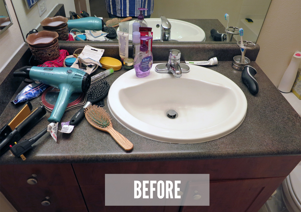 How To Organize Your Bathroom The Wink Blog